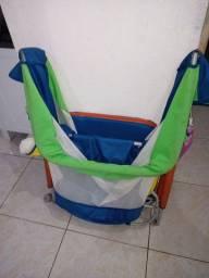 Quadrado para bebê usado