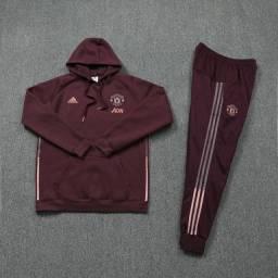 Agasalho + calça Man United original