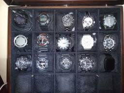 Vendo Coleção de Relógios