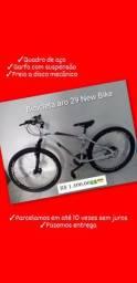 Promoção de Reinauguração Loja Mega Bike