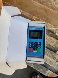 Maquininha de cartão point mini chip