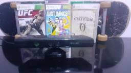 Kinect + 4 jogos