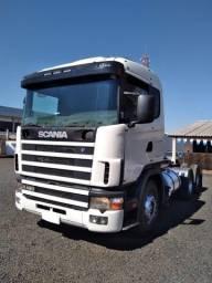 Scania 420 124 6x2