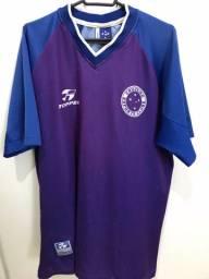 Camisa Cruzeiro  Antiga Topper