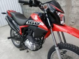 Moto bros 160 ano 2021 zero