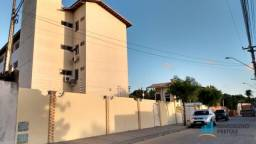 Apartamento com 3 dormitórios para alugar, 63 m² por R$ 709,00/mês - Tamatanduba - Eusébio