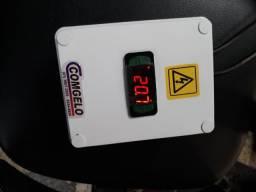 Controle de temperatura digital para freezer horizontal ou vertical