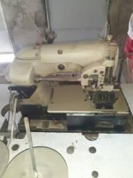Máquina de rebater elástico