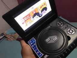 Dvd portátil -leia