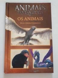 Livros Animais Fantásticos