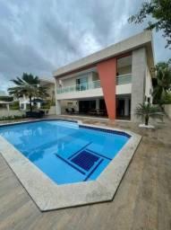 Paraíso dos Lagos - Excelente Casa 6 Suítes - 900 m² - Piscina - Porteira Fechada - Oportu
