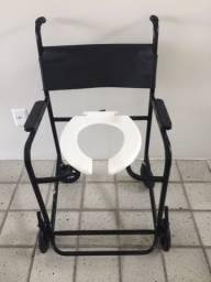 Cadeira de banho/higiene - nova