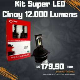 Super LED Cinoy 12.000 Lumens 12/24v PAR 6k