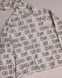 Moletom código girls