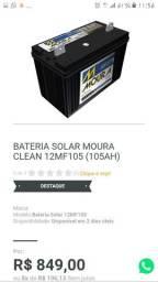 Bateria Moura 105ha