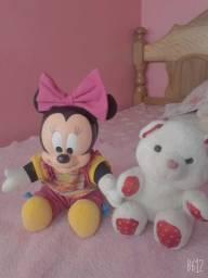 Minnie e urso