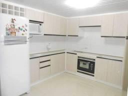 Cozinha planejada com material de qualidade