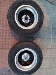 Roda gaúcha Fusca - Buggy
