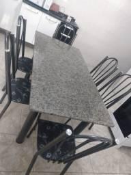 Mesa 6 cadeiras  150 x75