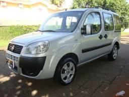 Fiat doblo essence 1.8 7 lugares - 2018 - completo - veja - ipva pago