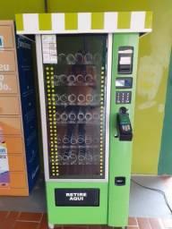 Vending Machine Máquina de vendas automática