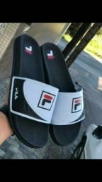 Sandálias novas!