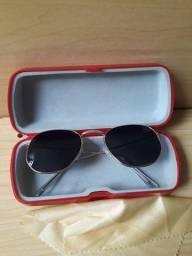 Óculos hexagonal