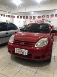 Ford ka 1.0 flex vermelho Ano: 2010/2011