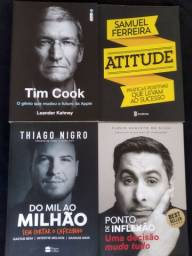 4 livros por 100