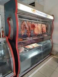 Freezer expositor de Carnes