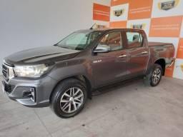 Toyota Hilux SRV 2.8 4x4 Automática A Mais Nova Do Brasil Apenas 15.000 Km