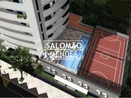 286 m² em Batista Campos, 4 suítes AP00275