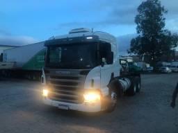 Scania P340 ano 2011 6x2