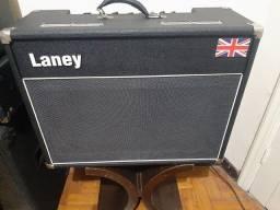 Título do anúncio: Amplificador Valvulado Laney Vc Series Vc30-212 Made In England
