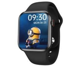 SmartwatchHW16 Tela Infinita 12x Sem Juros