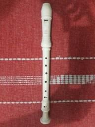 Flauta Yamaha - Doce Germânica Soprano YRS-23G