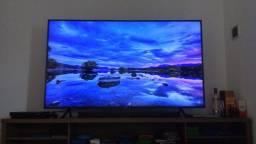 Smart tv Samsung 75 pol 4k HDR
