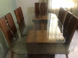 Mesa de 6 cadeiras