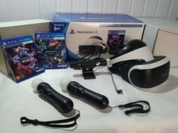 Playstation VR Completo