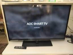 Vendo TV 46' AOC com Chromecast