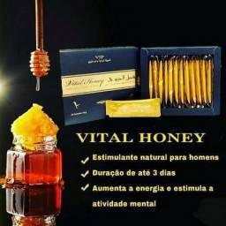 Mel Vital Honey Vip Masculino Melzinho Do Amor