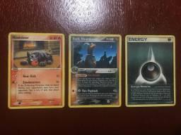Carta Pokemon - Dark Houndoom. Bonus houndour e Dark energy