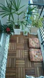 Deck para varanda Ap