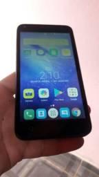 Celular Alcatel pixi 4 duos tela grande