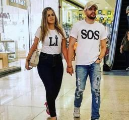 Kit casal tnho G e M