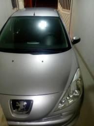Peugeot 207 2011 com GNV - 2011