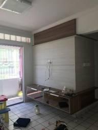 Apartamento com 3 quartos,sala e cozinha planejado