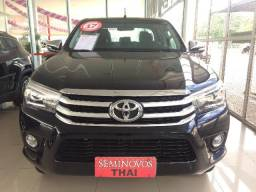 Toyota Hilux SRX - 2017