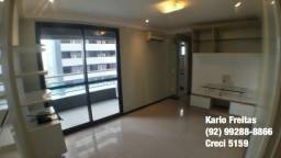 Residencial Bellini, 180m², 02 Suites, Semi-Mobiliado, Adrianópolis