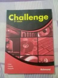 Livro inglês Challenge 2 edition